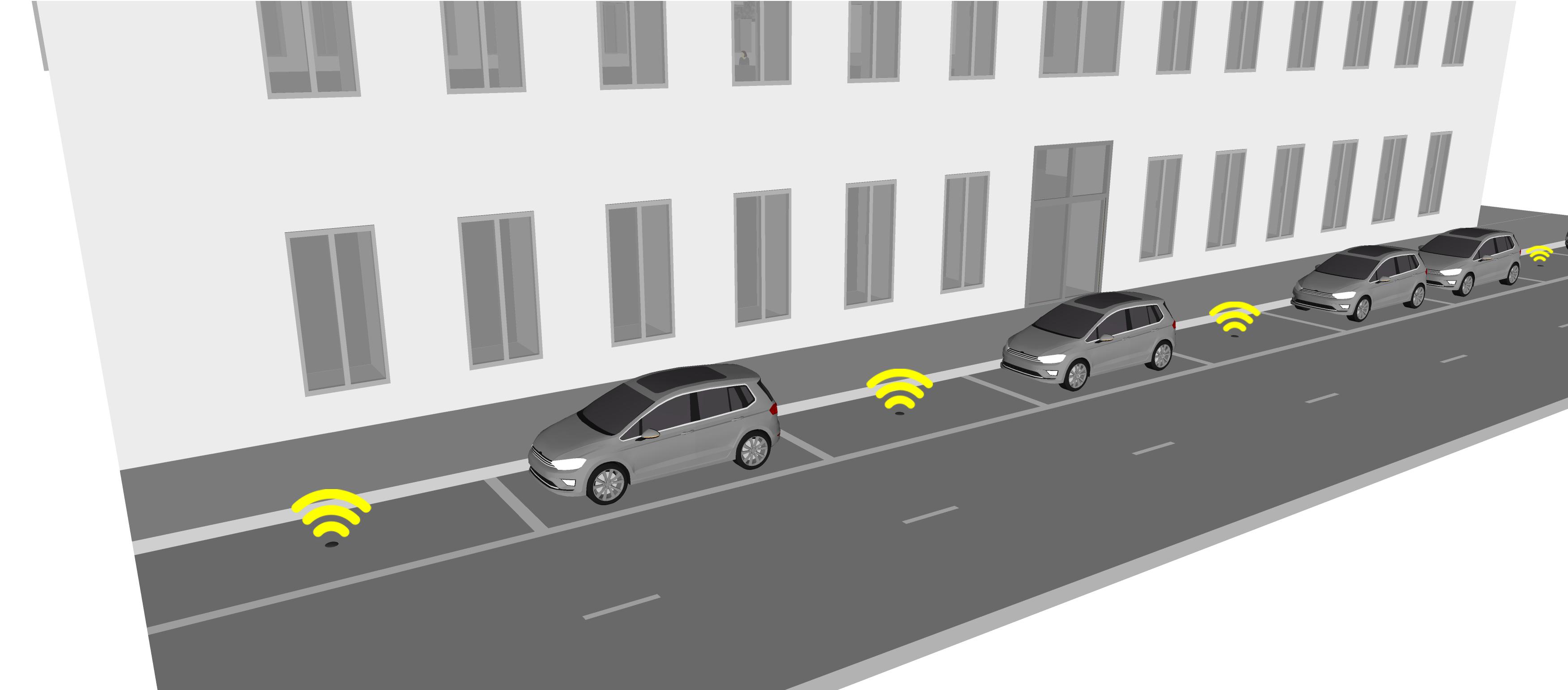 1_Parkalot -Defined Parking